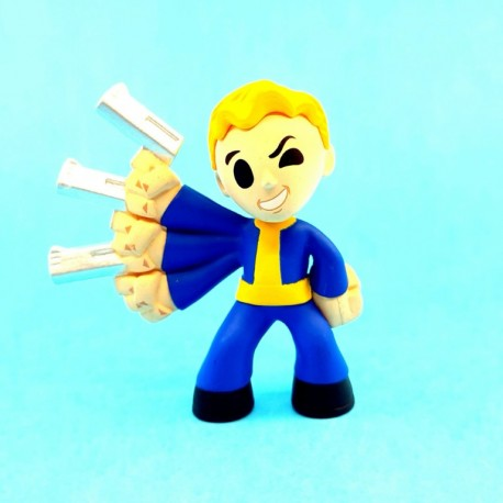 Funko Mystery Mini Fallout Wired Reflexes Perk second hand figure (Loose)