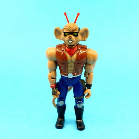 Biker Mice from Mars Throttle second hand figure (Loose)