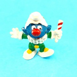 The Smurfs clown Smurf second hand Figure (Loose)