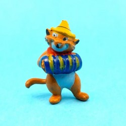 Disney Les Aristochats Peppo le chat italien Figurine d'occasion (Loose)