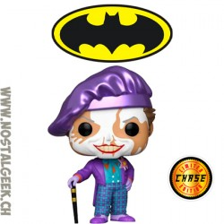 Funko Pop The Joker Batman 1989 (Beret) Chase Exclusive Vinyl Figure