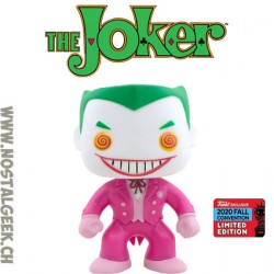 Funko Pop NYCC 2020 DC The Joker - Breast Cancer Awareness Edition Limitée