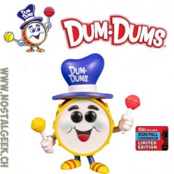 Funko Pop Ad Icons NYCC 2020 Dum-Dums Drum Man Exclusive Vinyl Figure
