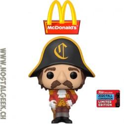 Funko Pop Ad Icons NYCC 2020 McDonald's Captain Crook Edition Limitée