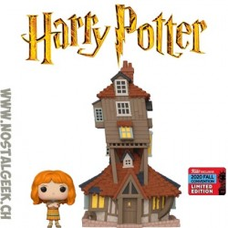 Funko Pop NYCC 2020 Harry Potter The Burrow & Molly Weasley Exclusive Vinyl Figure