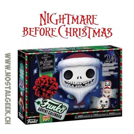 Funko Pop Pocket Nightmare before Christmas Advent Calendar Vinyl Figure