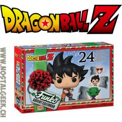 Funko Pop Pocket Dragon Ball Z Advent Calendar Vinyl Figure