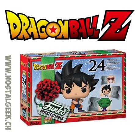 Funko Pop Pocket Dragon Ball Z Advent Calendar Vinyl Figure