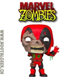 Funko Pop Marvel Zombie Deadpool Vinyl Figure