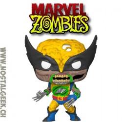 Funko Pop Marvel Zombie Wolverine Vinyl Figure