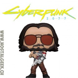 Funko Pop Cyberpunk 2077 Johnny Silverhand (Sunglasses) Vinyl Figure