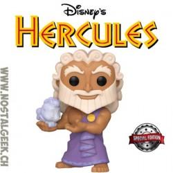 Funko Pop Disney Hercules Zeus Exclusive Vinyl Figure