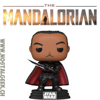 FUNKO POP Vinyl Figure STAR WARS: Mandalorian- Moff Gideon New Toy