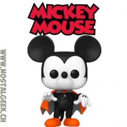 Funko Pop Disney Spooky Mickey Mouse Vampire
