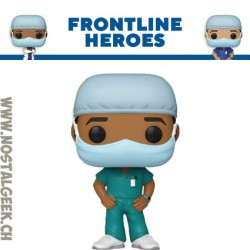 Funko Pop Frontline Heroes Hospital Worker (Male)
