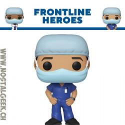 Funko Pop Frontline Heroes Hospital Worker (Male 2)