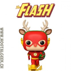 Funko Pop DC Funko Pop DC The Flash Holiday Dash Vinyl Figure
