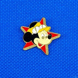 Pin's Mickey étoile d'occasion (Loose)