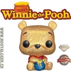 Funko Pop Disney Winnie the Pooh Diamond Glitter Exclusive Vinyl Figure