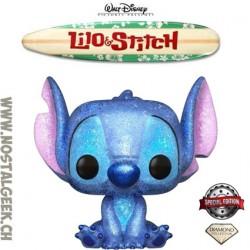 Funko Pop Disney Lilo & Stitch - Stitch (Diamond Collection) Edition Limitée