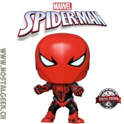 Funko Pop Marvel Spider-Armor MKIII Edition Limitée
