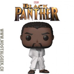 Funko Pop Marvel Black Panther T'Challa (White Robe) Vynil Figure