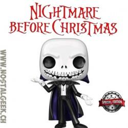 Funko Pop! Disney Nightmare before christmas Vampire Jack Skellington (Metallic) Edition Limitée