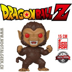 Funko Pop 25 cm Dragon Ball Z Great Ape Goku Edition Limitée