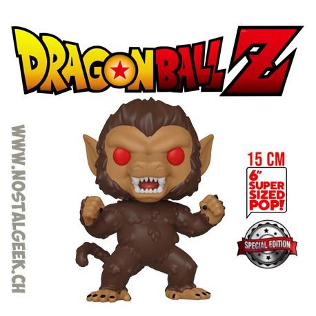 Funko Pop 25 cm Dragon Ball Z Great Ape Goku Exclusive Vinyl Figure
