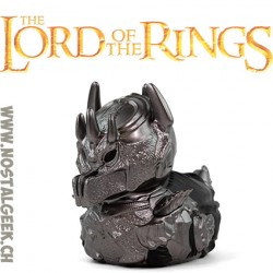 The Lord of the Rings Cosplaying Ducks Tubbz Sauron