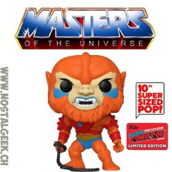 Funko Pop 25 cm MOTU NYCC 2020 Beast Man Exclusive Vinyl Figure