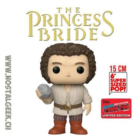 Funko Pop 15 cm NYCC 2020 Princess Bride Fezzik Exclusive Vinyl Figure