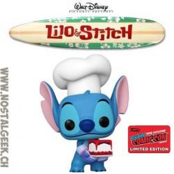 Funko Pop NYCC 2020 Lilo and Stitch - Stitch as Baker Edition Limitée