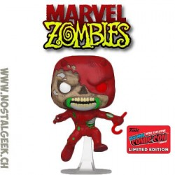 Funko Pop NYCC 2020 Marvel Zombie Daredevil Zombie Exclusive Vinyl Figure