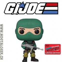 Funko Pop NYCC 2020 G.I.Joe BeachHead Exclusive Vinyl Figure