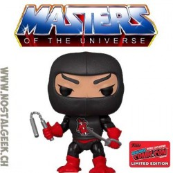 Funko Pop NYCC 2020 MOTU Ninjor Exclusive Vinyl Figure