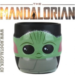 Star Wars The Mandalorian The Child (Baby Yoda) Embossed Mug