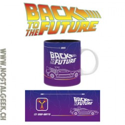 Back to The Future Mug 1.21 GW 320 ml