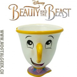 Disney Beauty and the Beast Tasse Chip