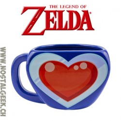 The Legend of Zelda Tasse Heart Container
