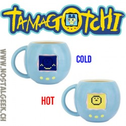 Tamagotchi Glossary Heat Change shaped Mug