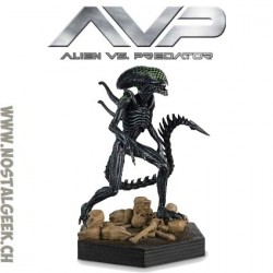 Aliens Vs Predator Grid Xenomorph figurine de collection en résine