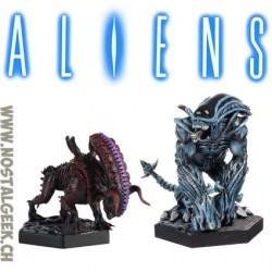 Aliens Retro Collection Bull Alien & Gorilla Alien figures