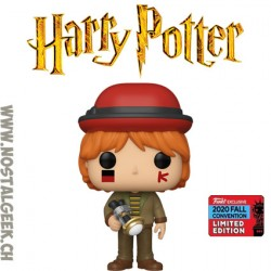 Funko Pop NYCC 2020 Harry Potter Ron Weasley (World Cup) Exclusive Vinyl Figure