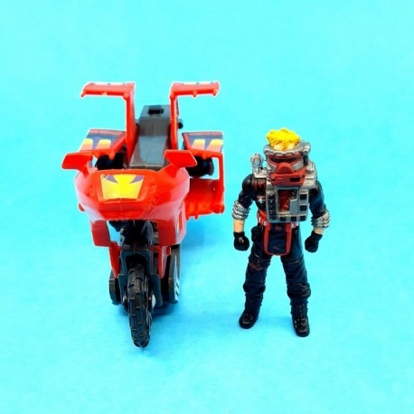 M.A.S.K. Vampire with Floyd Malloy second hand action figure (Loose)
