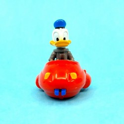 Disney Donald Duck in flying saucer second hand Figure (Loose)