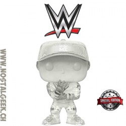Funko Pop WWE - John Cena (Invisible) Edition Limitée