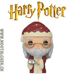 Funko Pop! Harry Potter Albus Dumbledore (Holiday) Vinyl Figure
