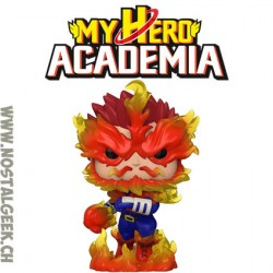 Funko Pop! Anime My Hero Academia Endeavor (Jet Burn) Vinyl Figure