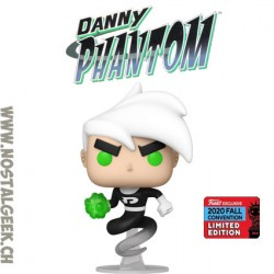 Funko Pop NYCC 2020 Danny Phantom Exclusive Vinyl Figure